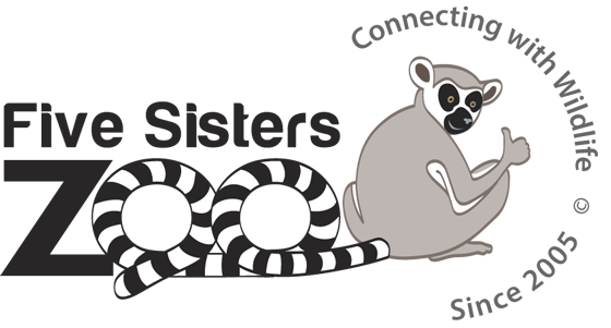 Five Sisters Zoo Retina Logo